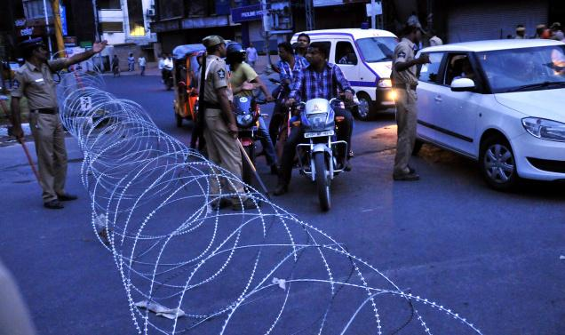 Traffic restrictions in Hyderabad from Sep 7