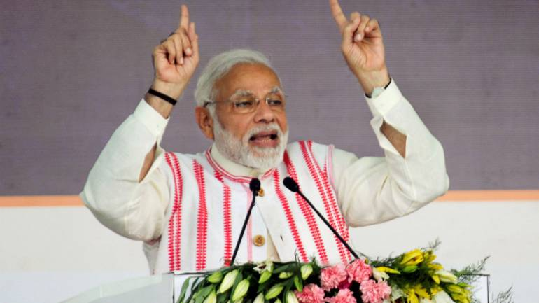 Modi to campaign in Telangana today