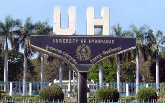 universityofhyderabadrankshighinresearchperformance