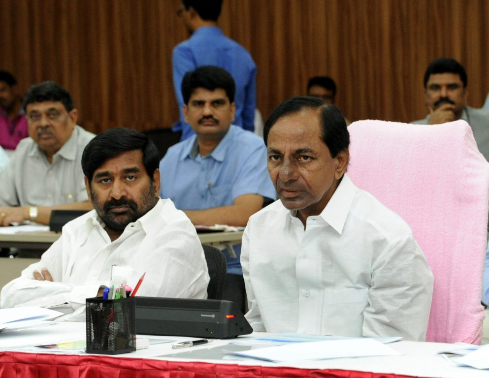 Cabinet expansion today, KCR likely to induct 8-10 ministers