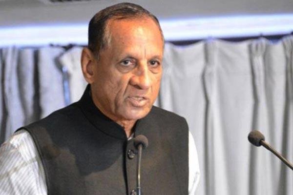 Governor ESL Narsimhan holds meeting on post-bifurcation issues