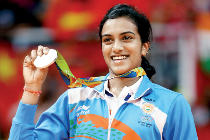 Telangana gears up for  grand welcome to PV Sindhu