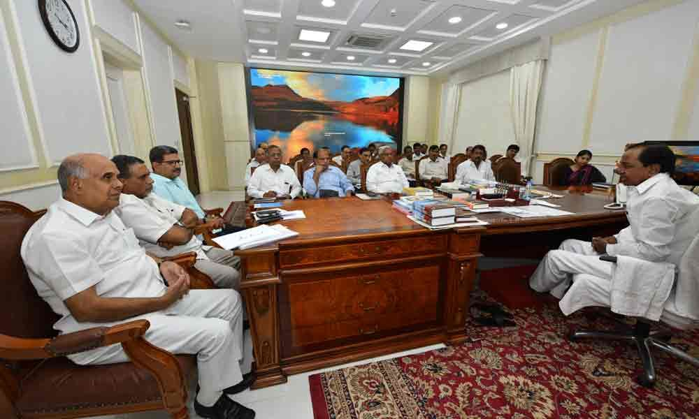 CM KCR moots on need for a national power policy