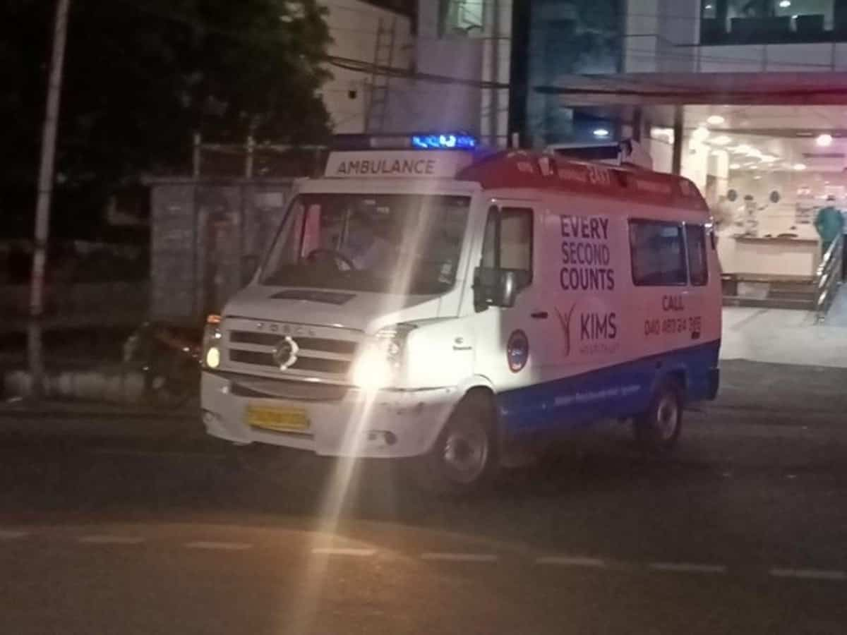 Hyderabad traffic police facilitate non-stop transport of live organs