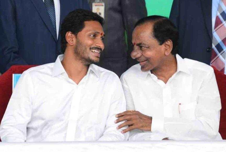 KCR invites Jagan, Fadnavis for opening of Kaleshwaram