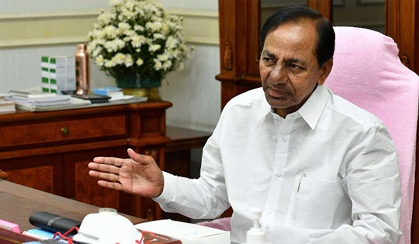 Chief Minister K Chandrasekhar Rao to chair high-level meeting on drug menace