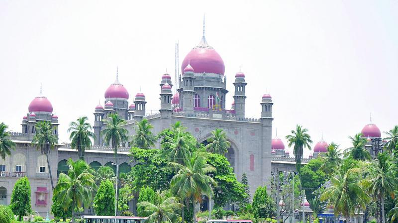 Telangana HC issues notice to 12 Congress defectors
