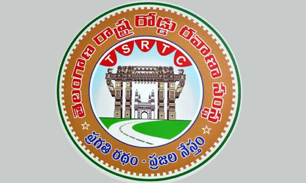 TSRTC trade union threatens strike