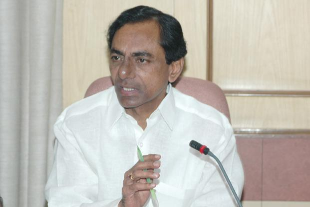 CM KCR leaves for Delhi