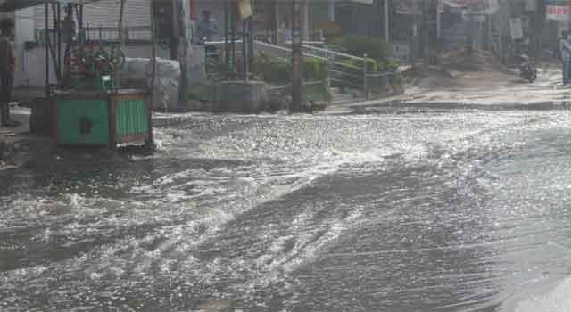 Heavy rain likely in Telangana State