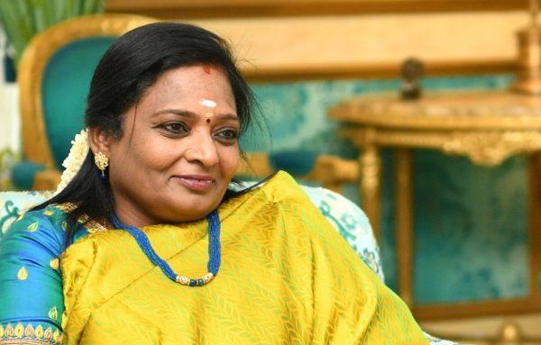 Governor T Soundararajan wishes TS on Bathukamma