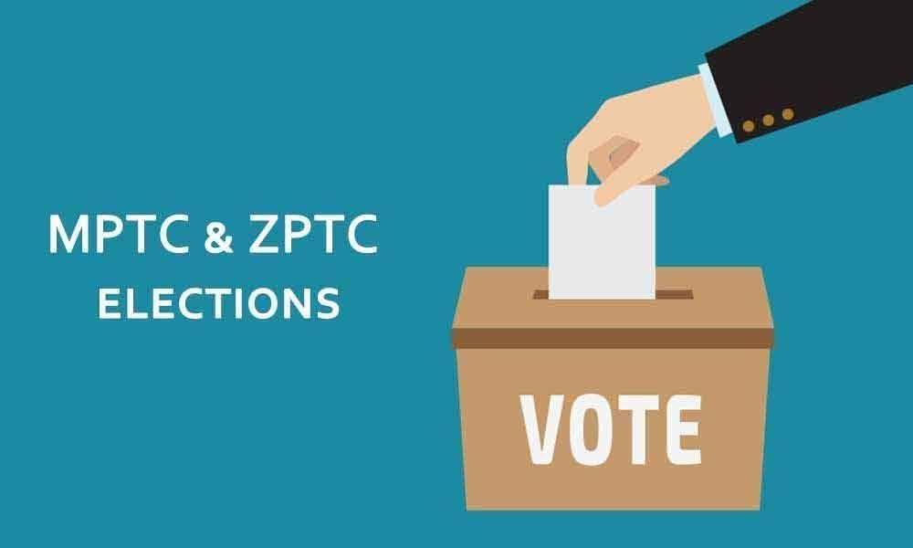 1st phase of ZPTC polls today