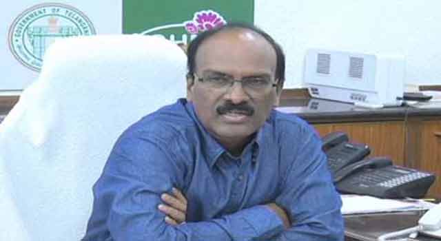 GHMC chief asks engineers to prepare a year-long plan