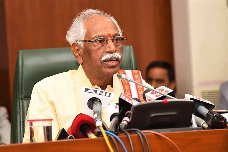 Bandaru Dattatreya to take oath as Himachal Pradesh Governor on September 5