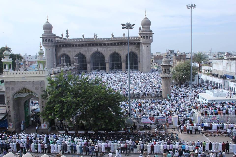MIM gets permission to celebrate Youm-ul-Quran at Makkah Masjid on Friday