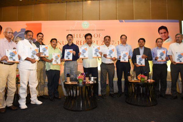 Telangana registers 10.4% growth in GSDP: KTR