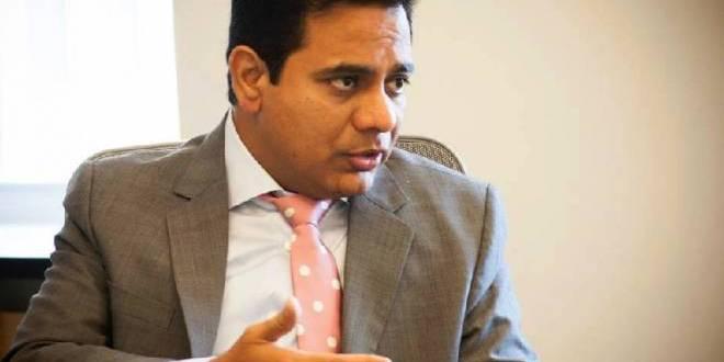 UK Business delegation meets KTR in Hyderabad