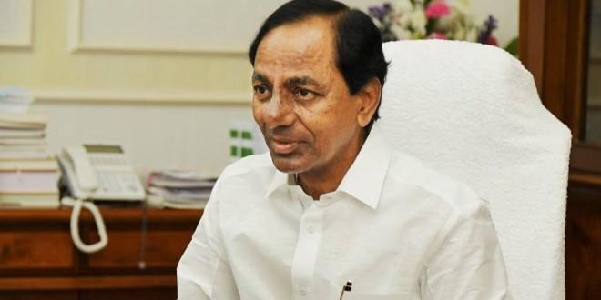 KCR directs officials to send 500 tons of rice to flood affected Kerala
