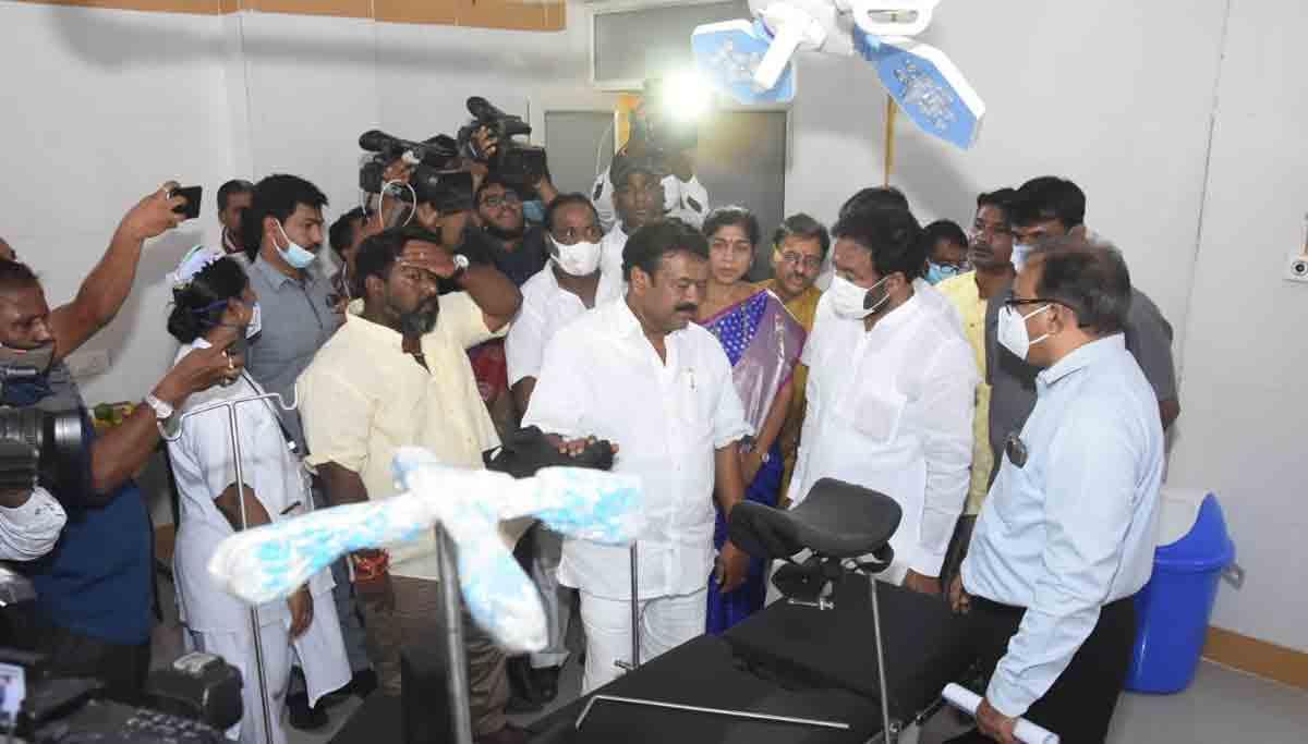 50-bed Community Health Centre opens at Ameerpet