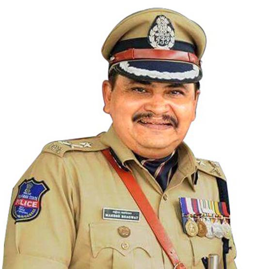 Rachakonda police commissioner contributes in framing Anti-Trafficking Bill