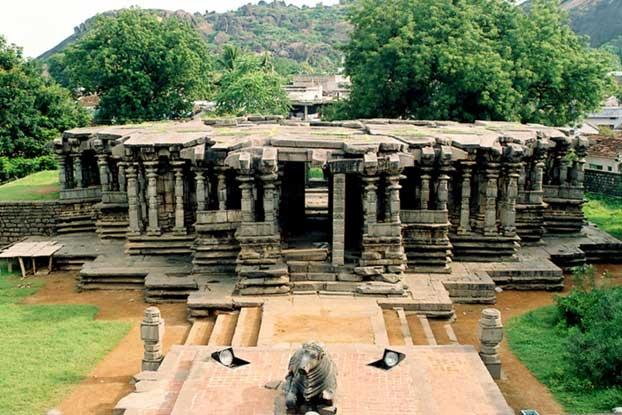 Telangana: Fund crunch hits 1,000-pillar shrine repair