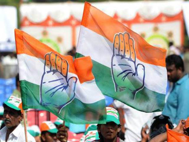 Telangana Congress hits out at TRS for