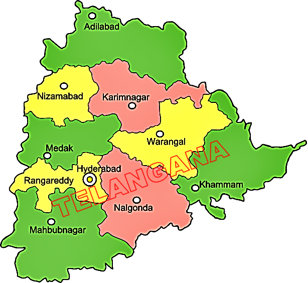 Telangana decides to create 17 more districts