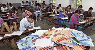 Telangana Intermediate Board to Curb Copying in Exams