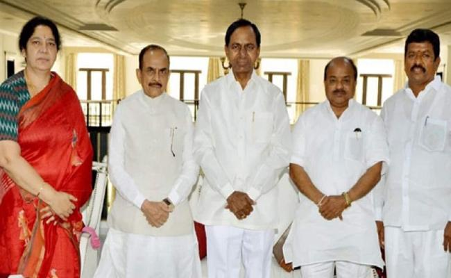 MLC poll: TRS bags 4 seats, MIM wins one