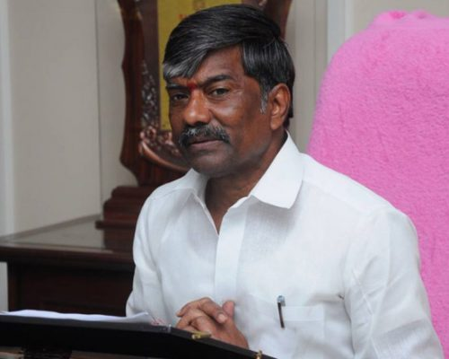 T Padma Rao Goud to take charge as new Telangana Deputy Speaker