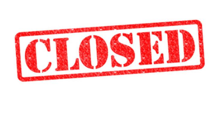 Beef shops to remain shut tomorrow