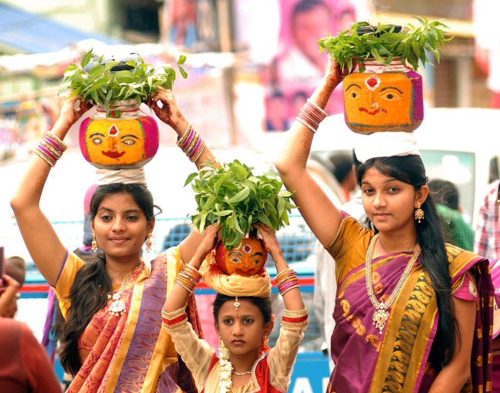 Grand Bonalu celebrations in Hyderabad