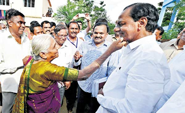 KCR launches Health Profile project