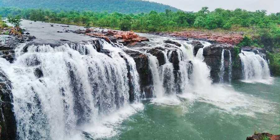 TSTDC package tour to Bogatha waterfalls