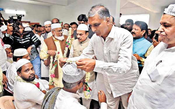 First district HQ to get Haj House at Siddipet