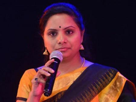 Kavitha blames Dattatraya letter for HCU incident