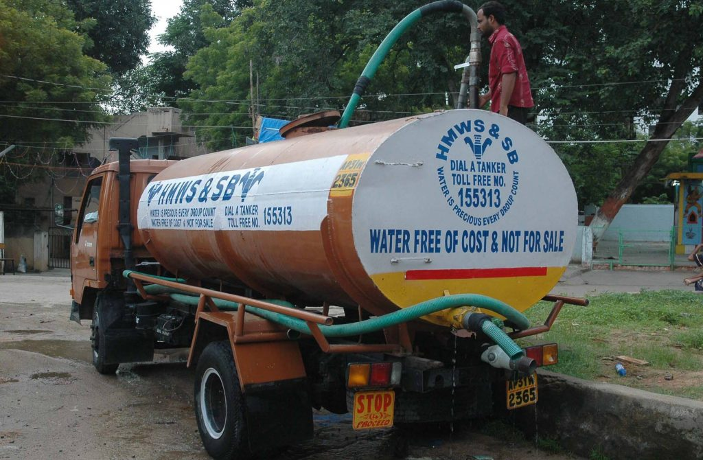 Metro Water Board hikes tanker rates from Sep 1