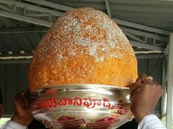 This year, gold-plated Balapur Ganesh laddu fetches Rs 18.90 lakh