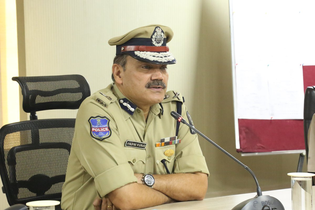 telanganamlcelections:policeissueguidelines