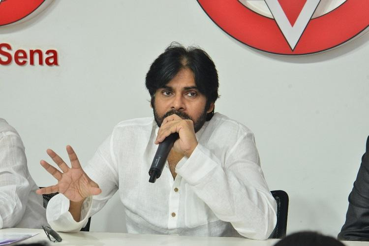 Jana Sena chief Pawan Kalyan Says, I Don