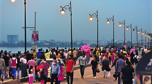 No Funday this Sunday at Tank Bund in Hyderabad due to scheduled Ganesh Chaturthi 2021 visarjana.