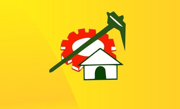 Telugu Desam protest for farmers on October 19