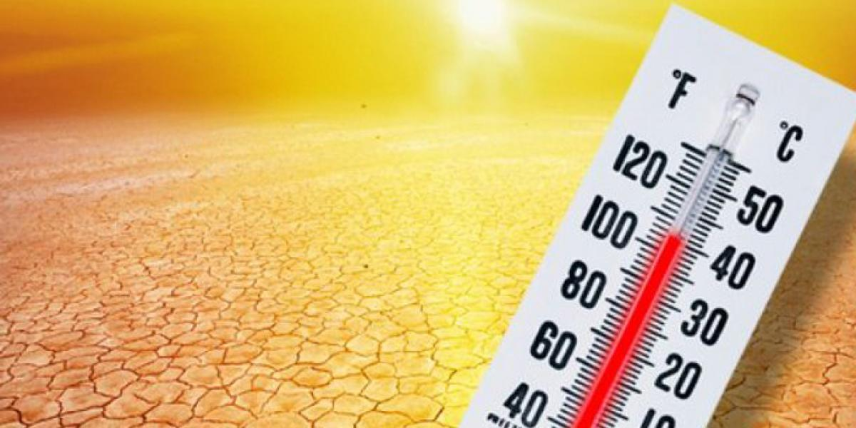 Heat wave in Telangana State, Hyderabad records 41 degree Celsius
