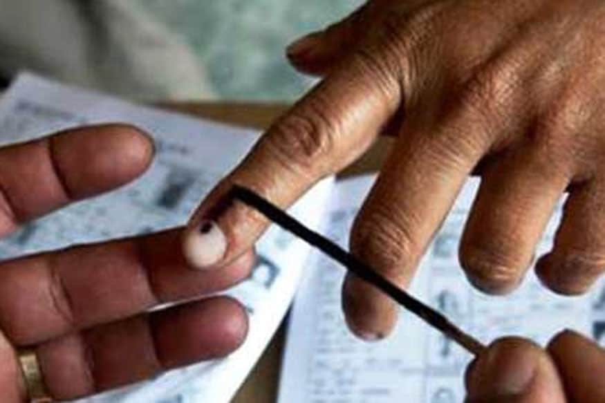 45.7 per cent of over 74 lakh electors exercise their franchise in GHMC polls