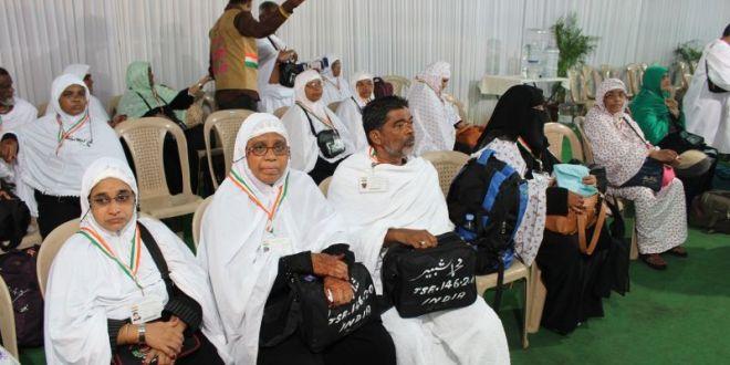 First batch of Haj pilgrims leaves for Makkah