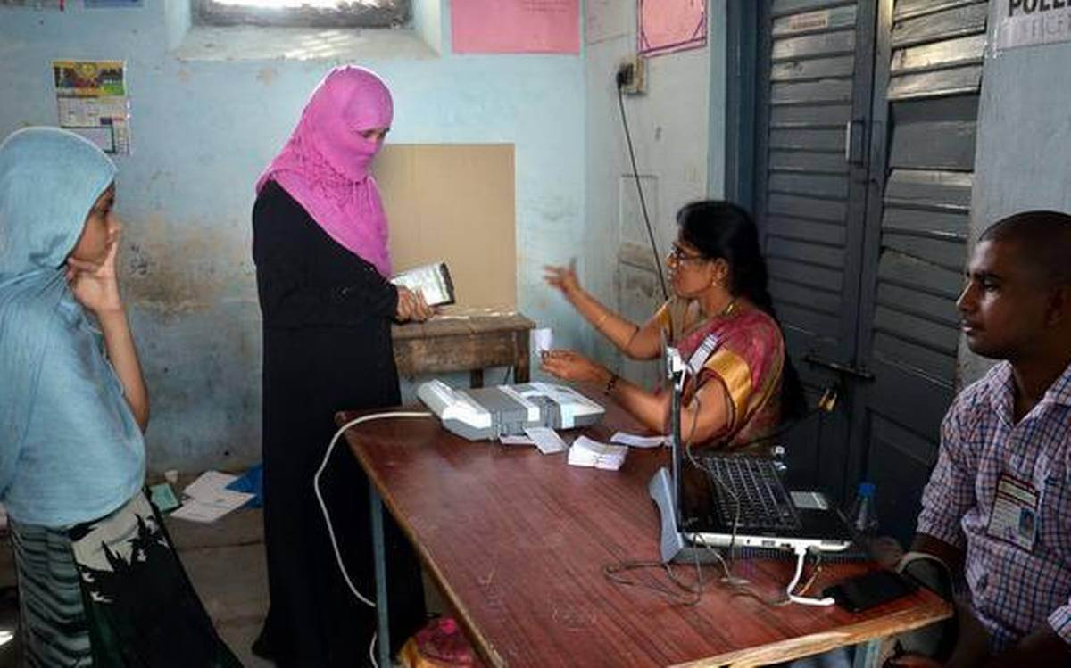 GHMC Polls: BJP blames TS government, SEC for low turnout of voters