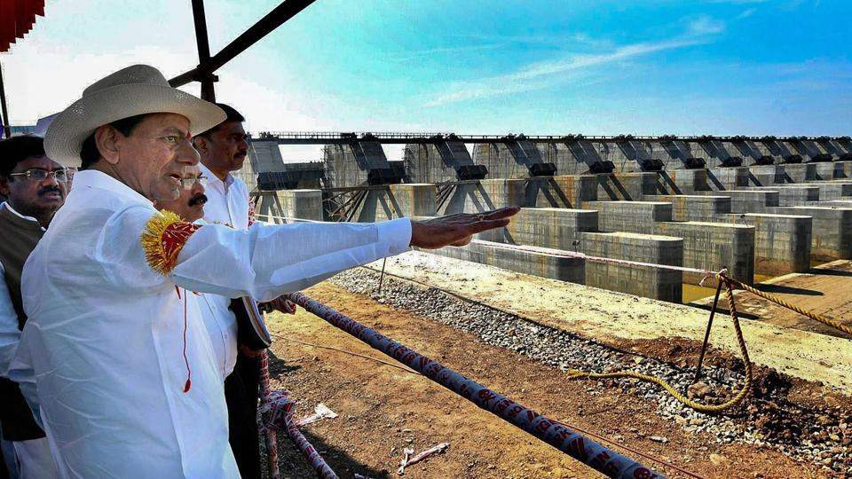 KCR to inaugurate Kaleshwaram Project on june 21st