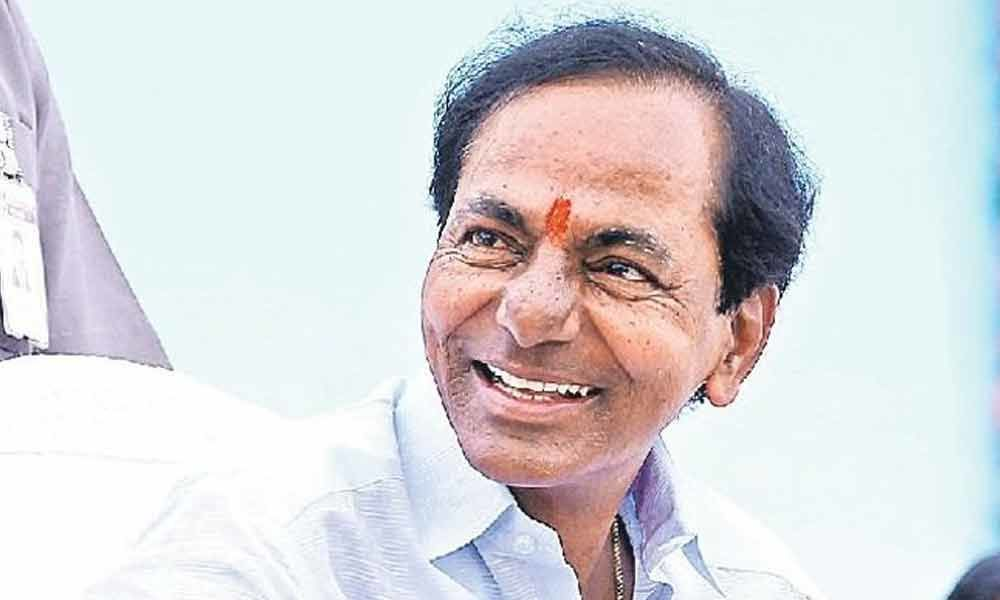 KCR pats Indian economist for winning Nobel prize