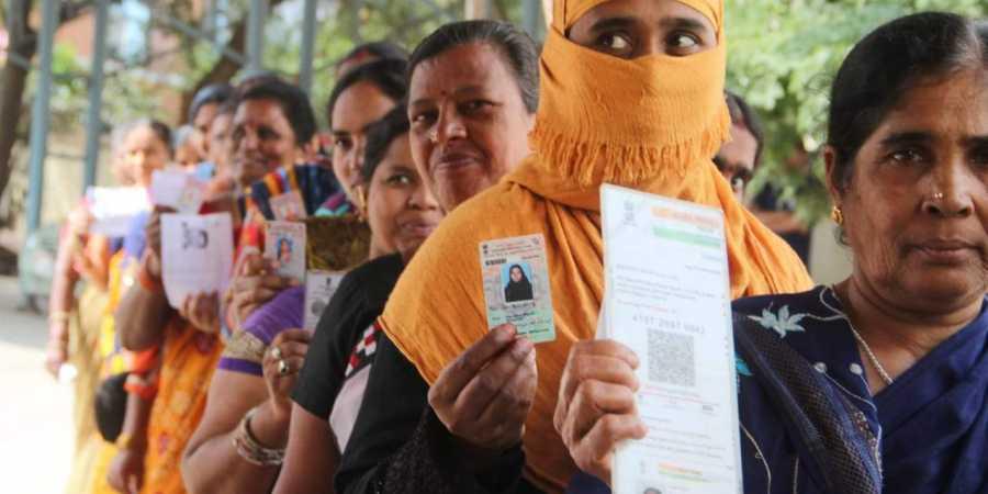 22.84% polling till 11 am in Telangana