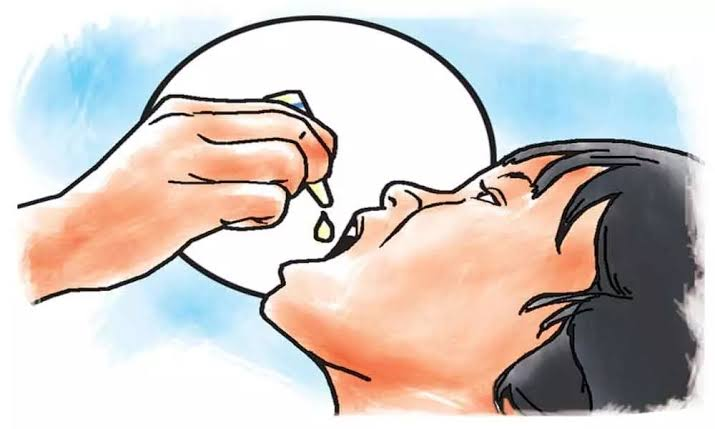4.47 lakh children administered polio drops in Hyderabad